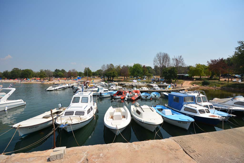 Aquarius mini marina Porec lukobran